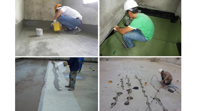 Dịch vụ chống thấm tường chất lượng tại Sửa chữa nhà Hà Nội
